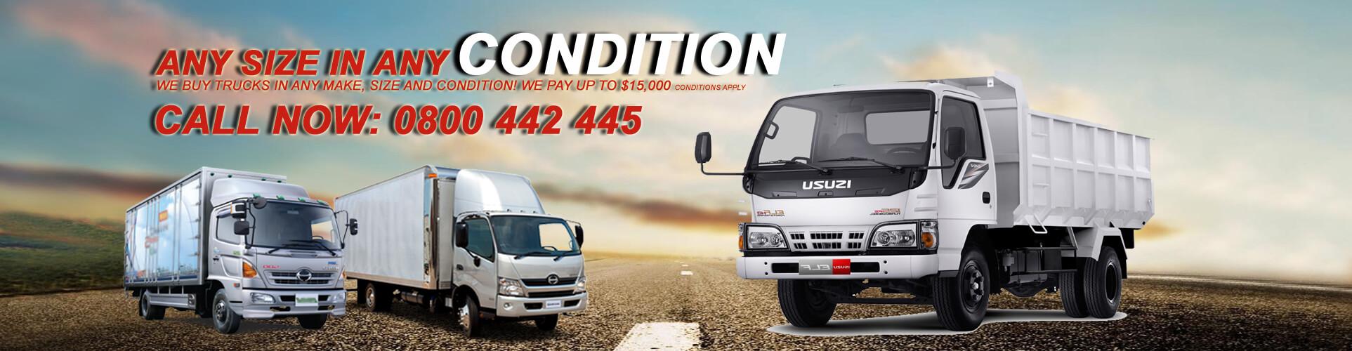 cash-for-trucks-Auckland - Truck Buyers